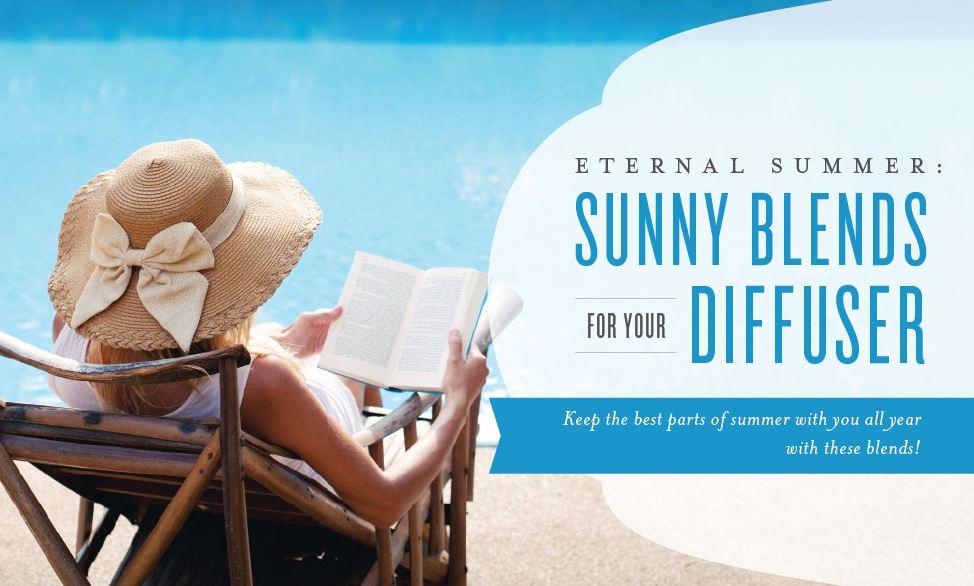 DIY Summer Blends: Sunny Blends for Your Diffuser